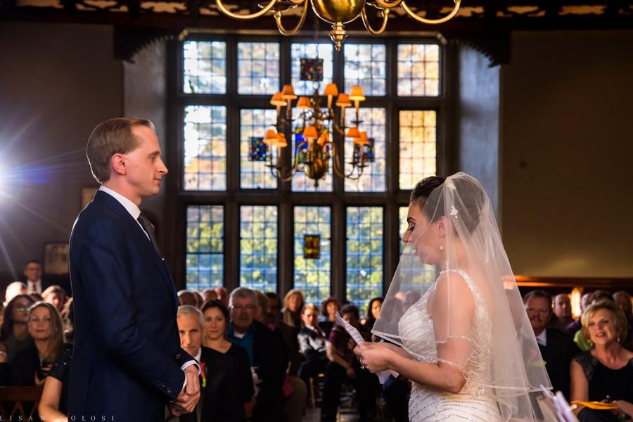 Planting Fields Wedding Photographer -Wedding Ceremony at Coe Hall Mansion - Creative Long Island Wedding Photography - Long Island Wedding Venue