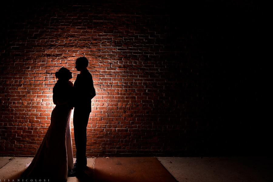 Suffolk Theater Wedding Photographer - Bride and Groom Wedding Portraits - North Fork