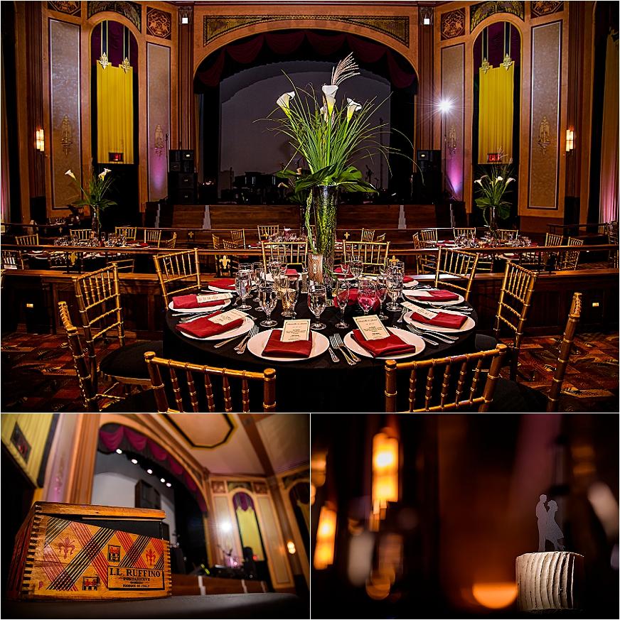 Suffolk Theater Wedding Photographer - North Fork Wedding Photographer - Wedding Reception