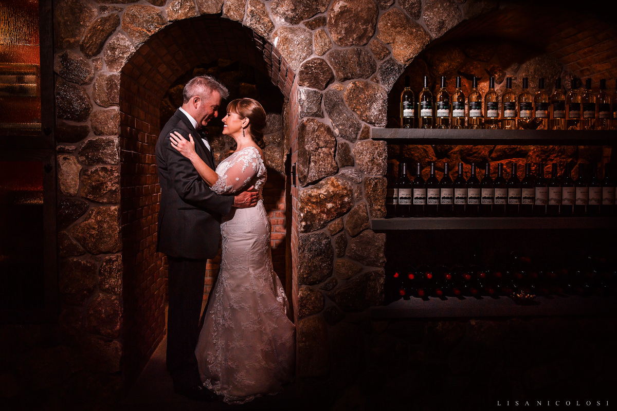 Macari Vineyard Wedding Photography - North Fork Wedding Photographer- bride and groom portraits