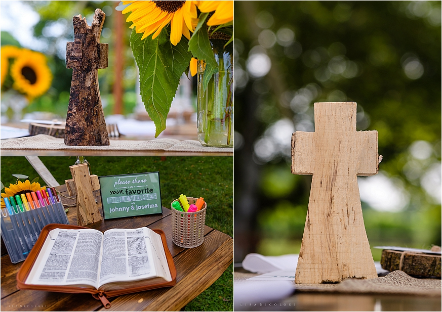 Wedding Photography at The Old Field Vineyard -North Fork Wedding - Christian Wedding - Long Island Wedding Photographer