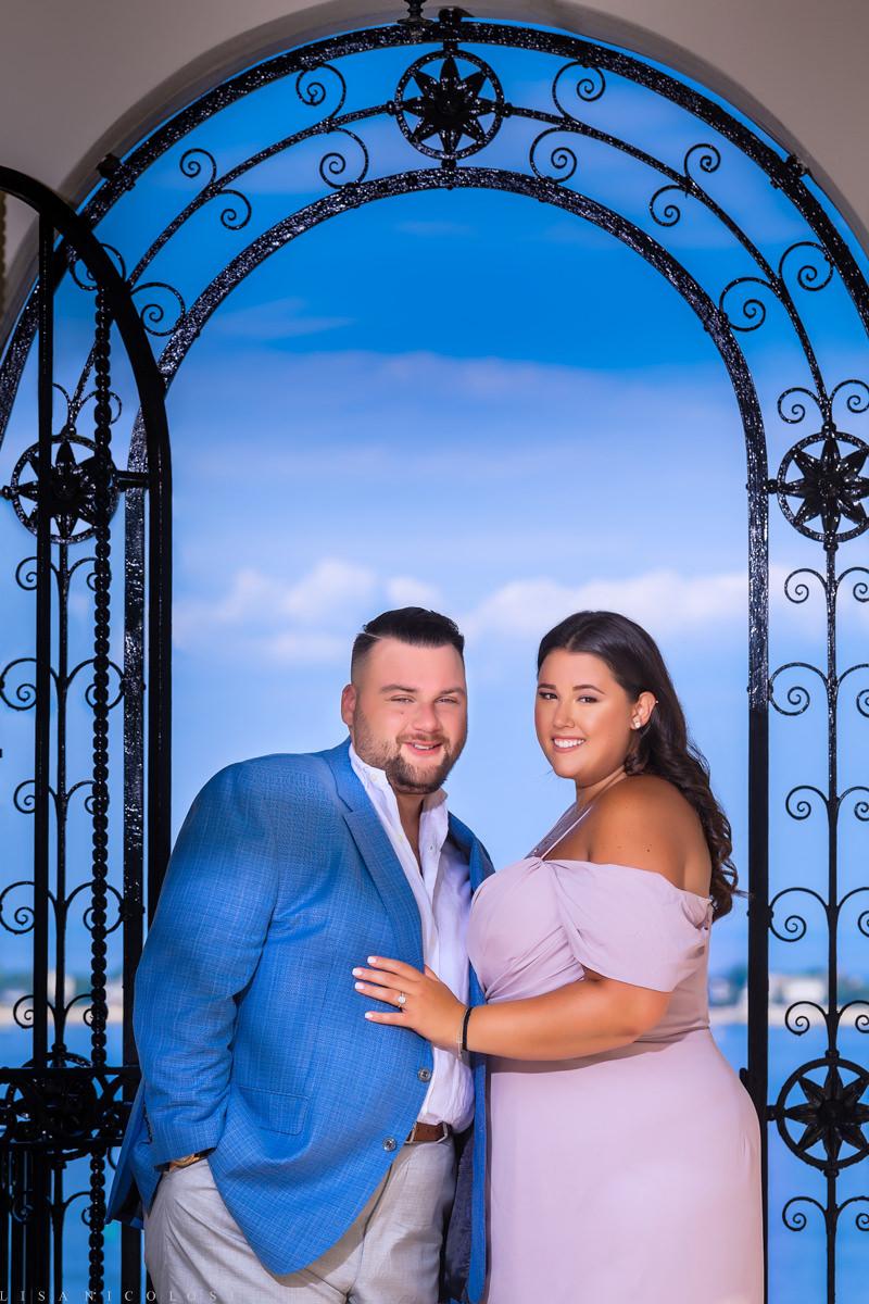 Vanderbilt Mansion Engagement Photos - Engagement Session - Centerport - Long Island Wedding Photographer