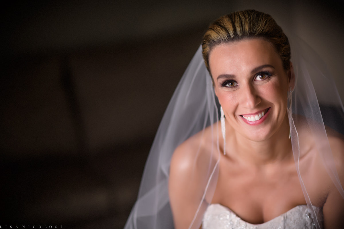 Wedding at The Larkfield - Long Island Wedding Photographer -Bride getting ready