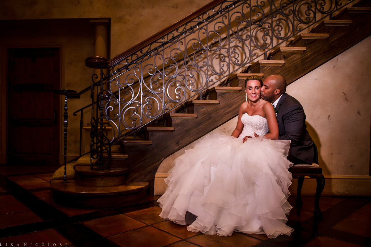 Wedding at The Larkfield - Long Island Wedding Photographer - Bride and groom portraits