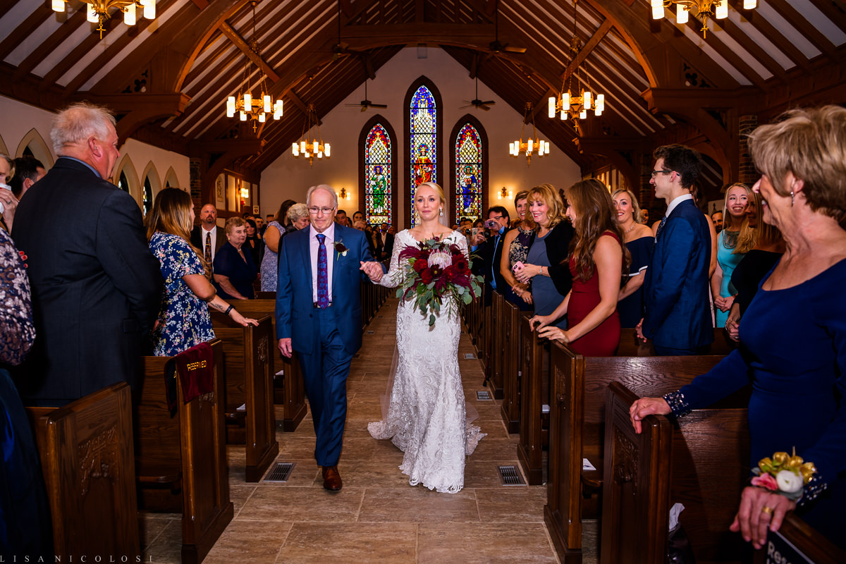 North Fork Weddings - North Fork Wedding Photographer - Our Lady of Good Counsel Church Wedding - Mattituck Wedding Ceremony