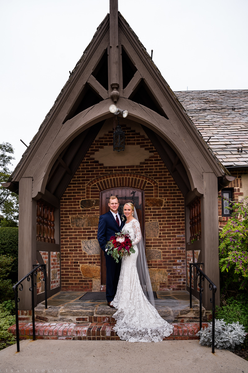 North Fork Weddings - North Fork Wedding Photographer - Our Lady of Good Counsel Church Wedding - Bride and Groom portraits - Mattituck Wedding Ceremony