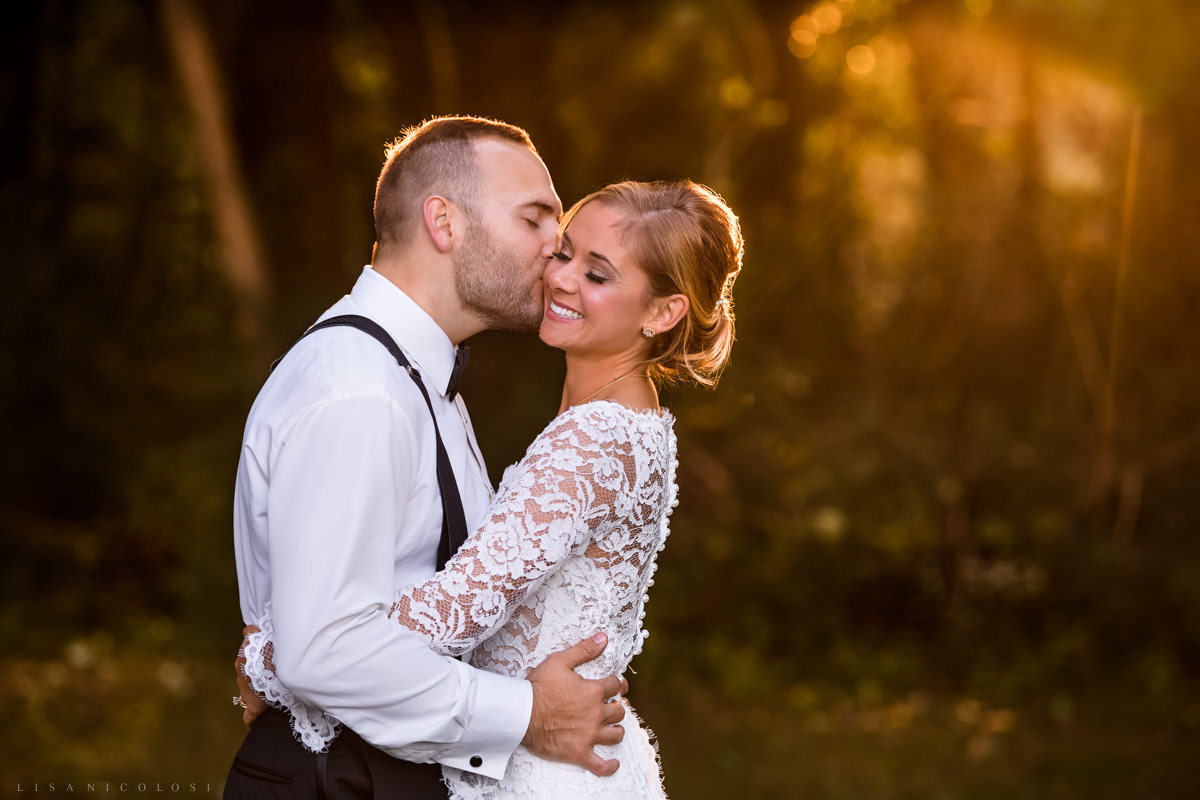 Wedding at Chateau at Coindre Hall - Long Island Wedding Photographers - Bride and Groom Portraits