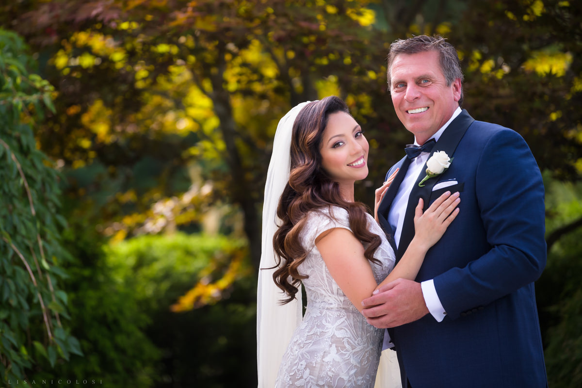 Best Long Island Wedding Photographers - Portrait of the bride and groom - Huntington NY - Harbor Club at Prime