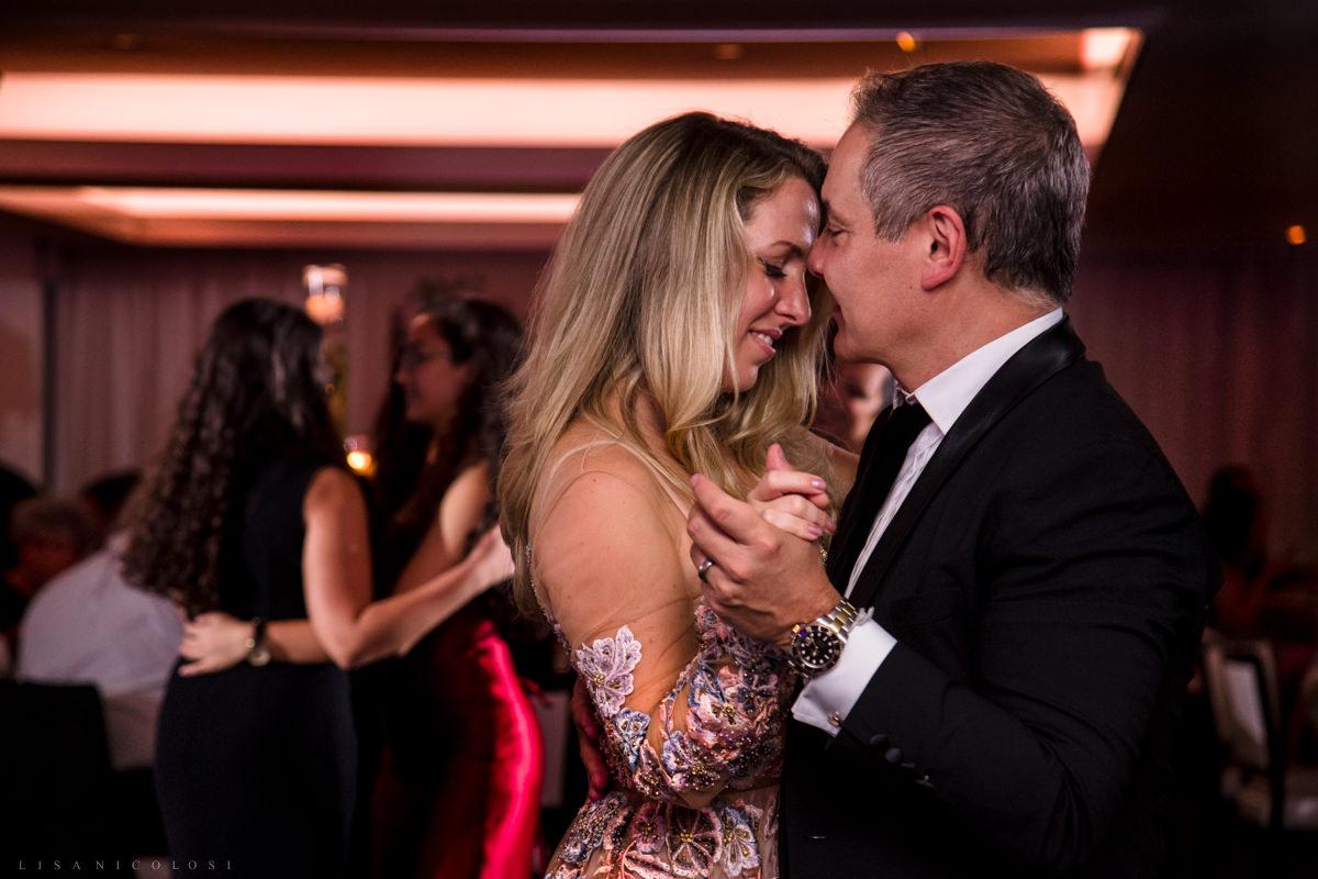 Wedding at Harbor Club at Prime - Guests dancing at wedding reception - Long Island Wedding Photographer