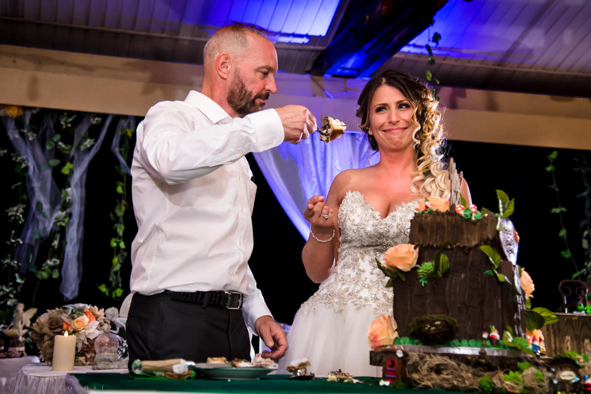 Staten Island Wedding Photographer - Wedding Reception at A Taste Of Honey Catering