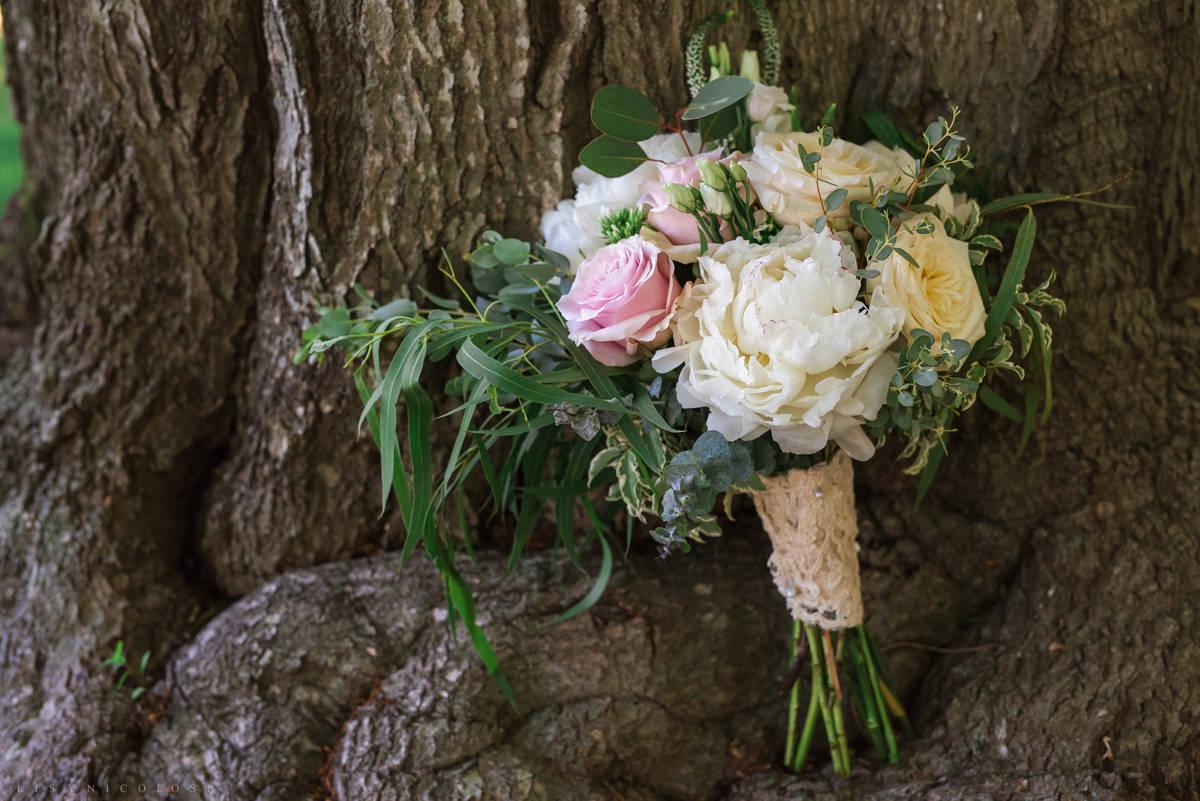 Bride bouquet by Mattituck Florist
