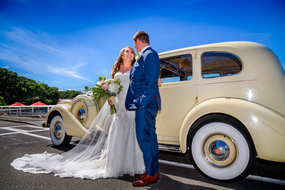 Shelter Island Wedding at The Pridwin Hotel - Shelter Island Wedding Photographer