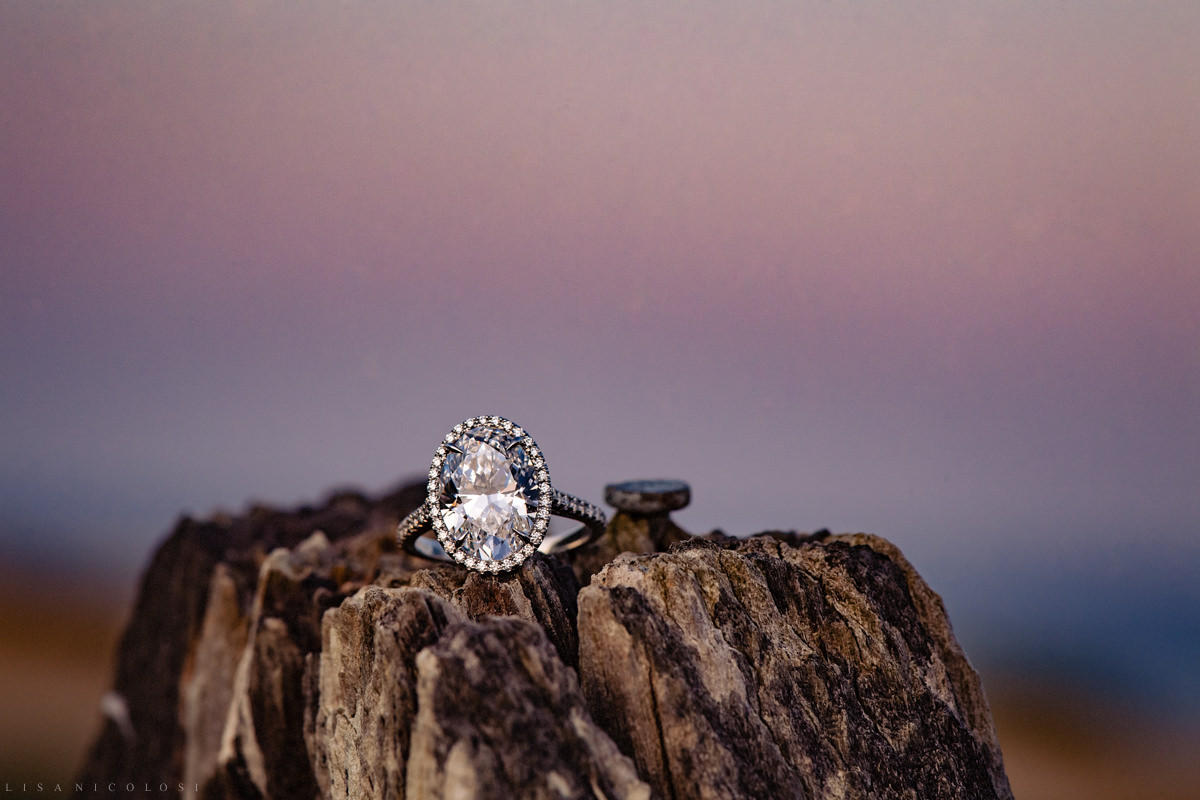 Tiffany Oval Engagement Ring