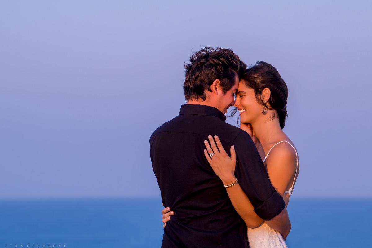 Romantic engagement portraits - Hamptons Wedding Photographer