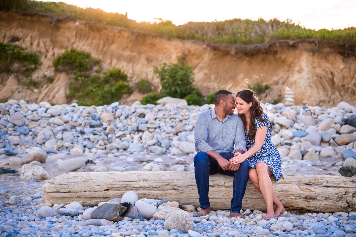 East End Wedding and Engagement Photographer - Montauk Wedding Proposal