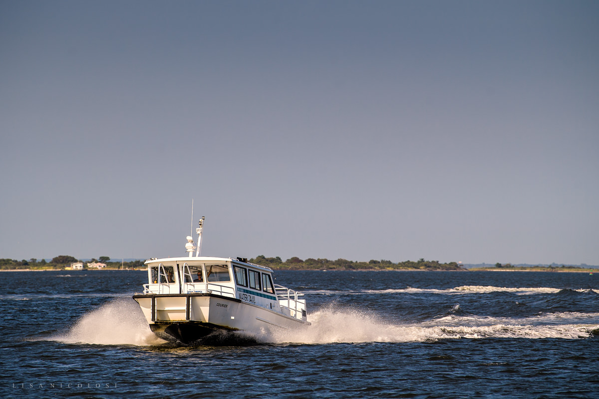fire island water taxi