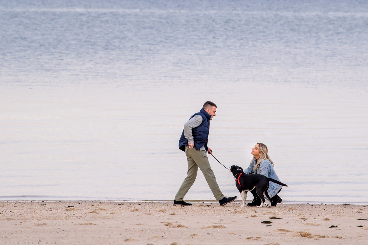 Hamptons Marriage Proposal