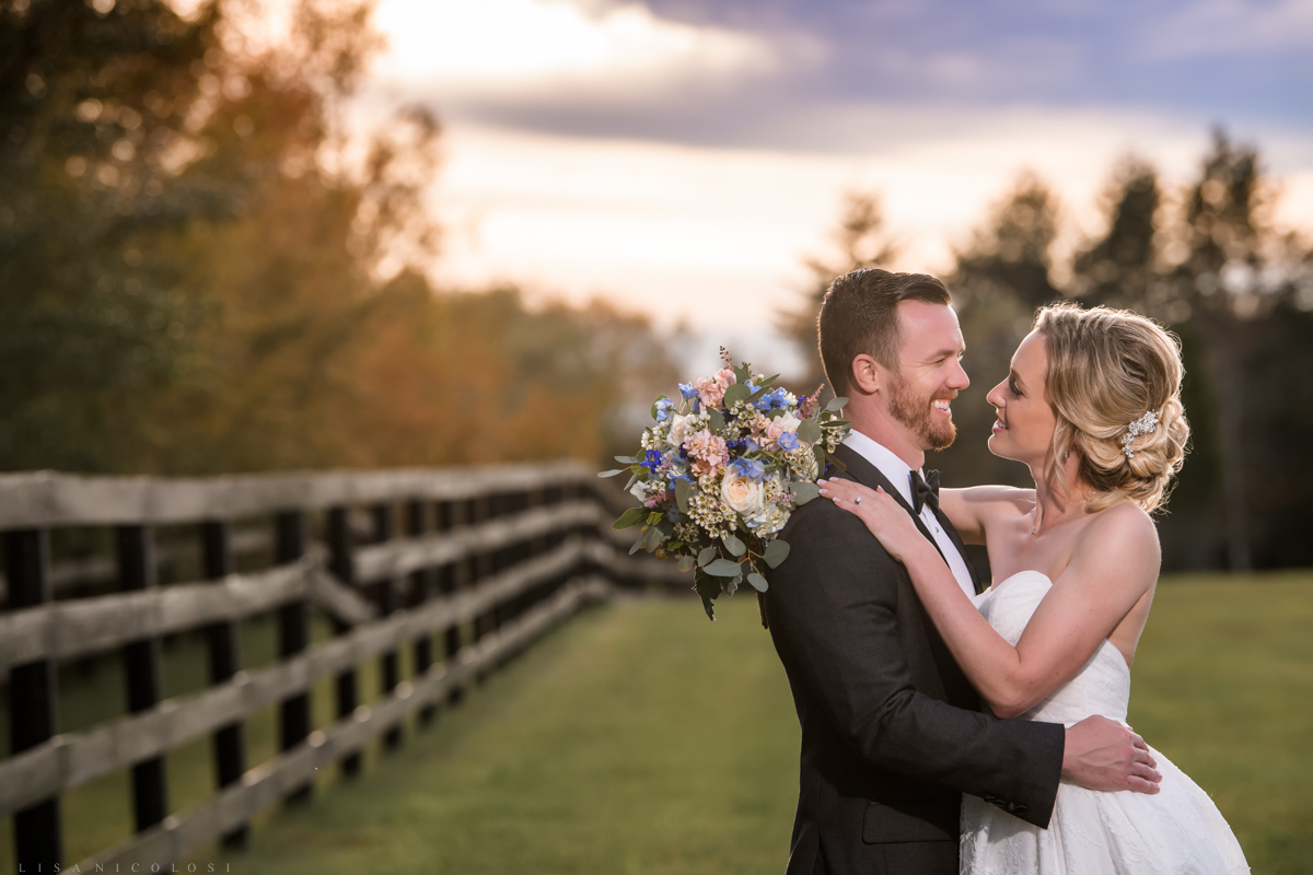 Romantic North Fork Elopement Photography