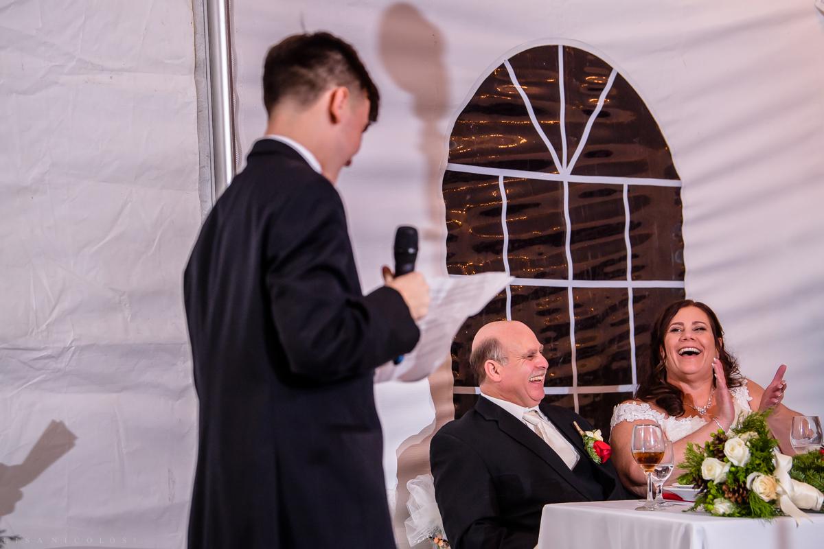 Jamesport Manor Inn Wedding Reception - North Fork wedding photographer