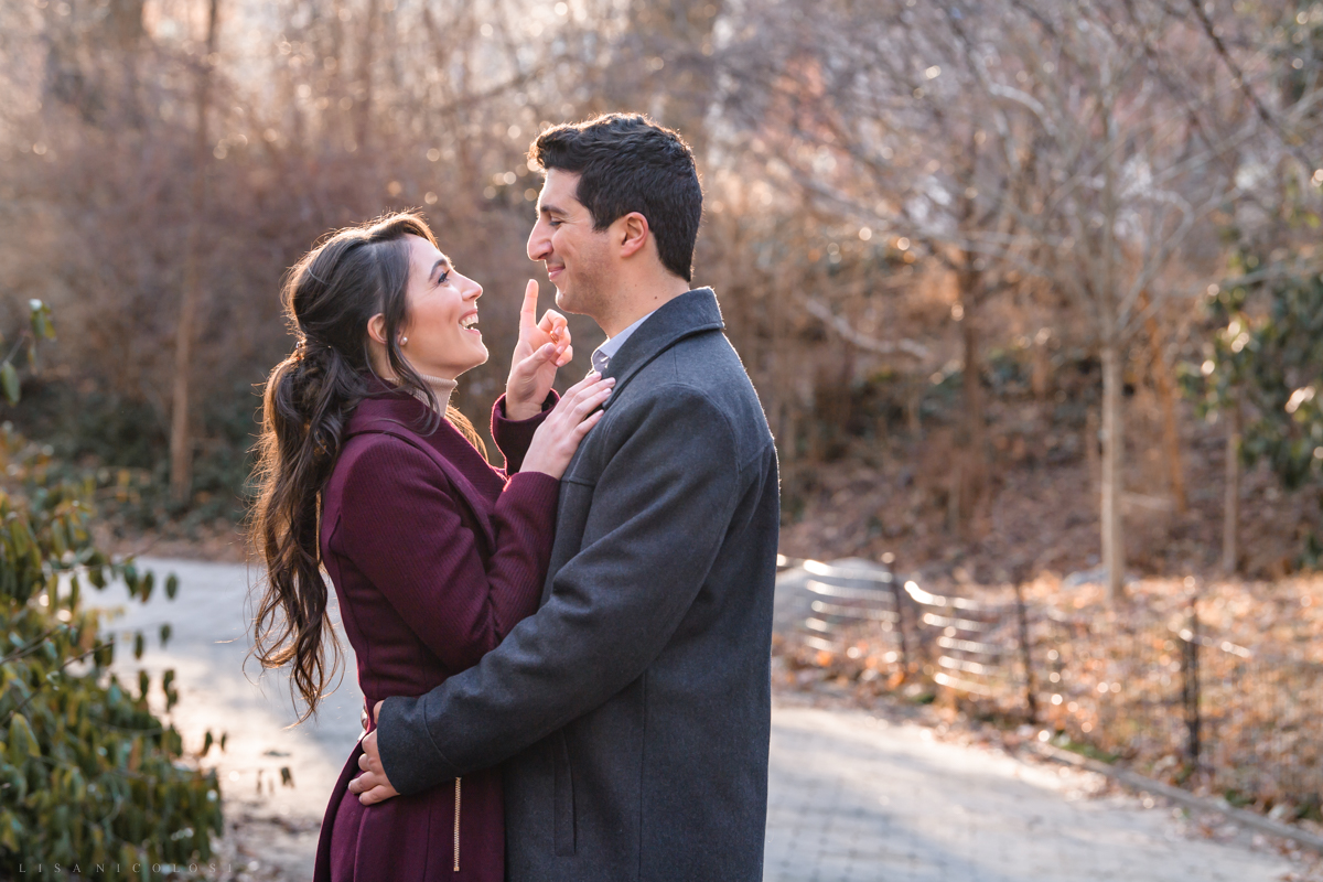 Park Slope Brooklyn Engagement Photos - Prospect Park Engagement Session