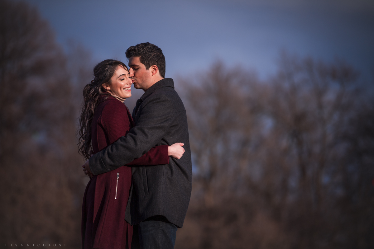 Romantic Brooklyn Engagement Session - Brooklyn Engagement Photographer