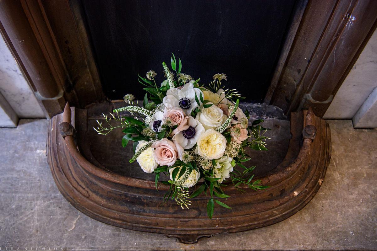Brecknock Hall Wedding - Bride's Floral Bouquet
