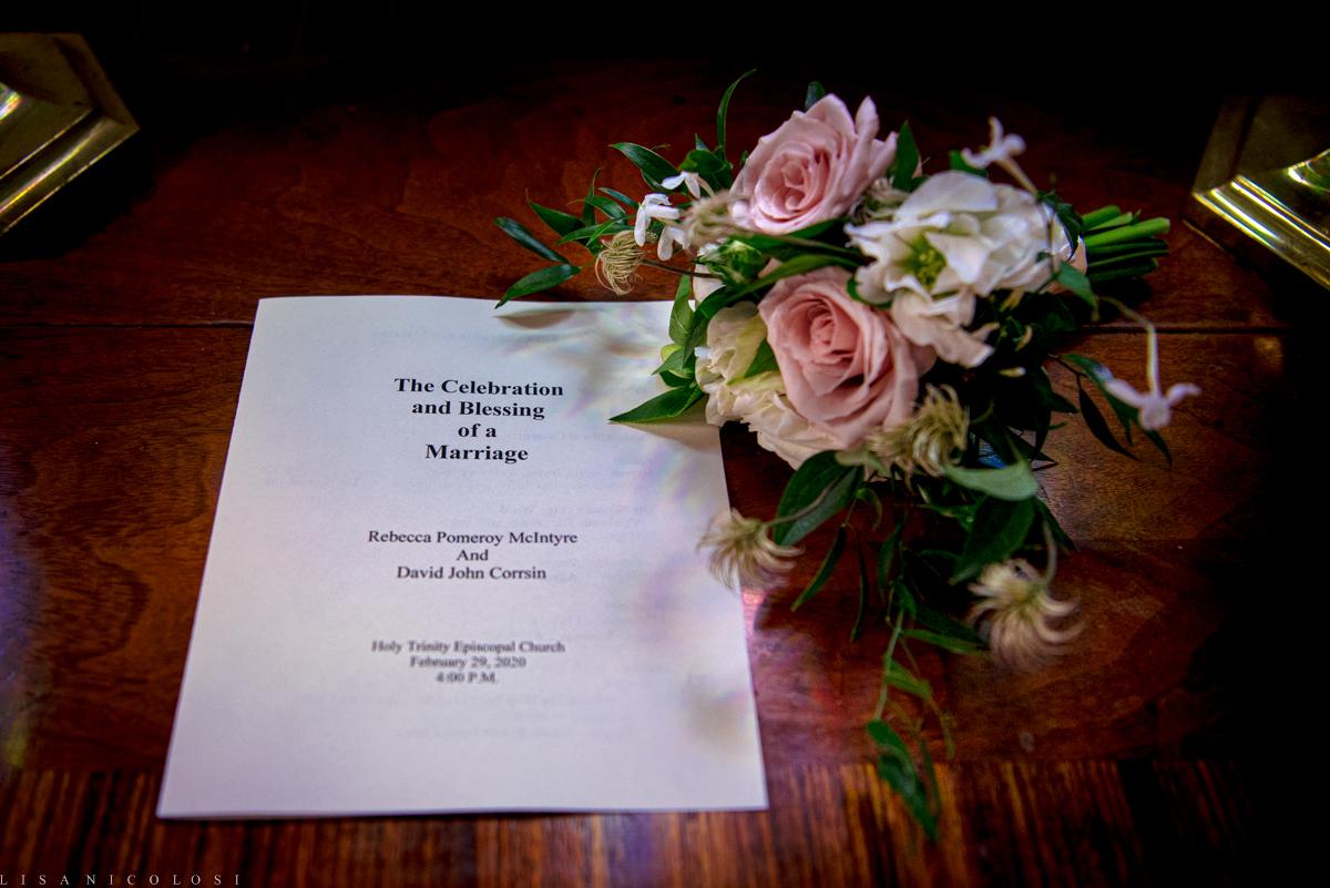 North Fork Wedding at Holy Trinity Episcopal Church