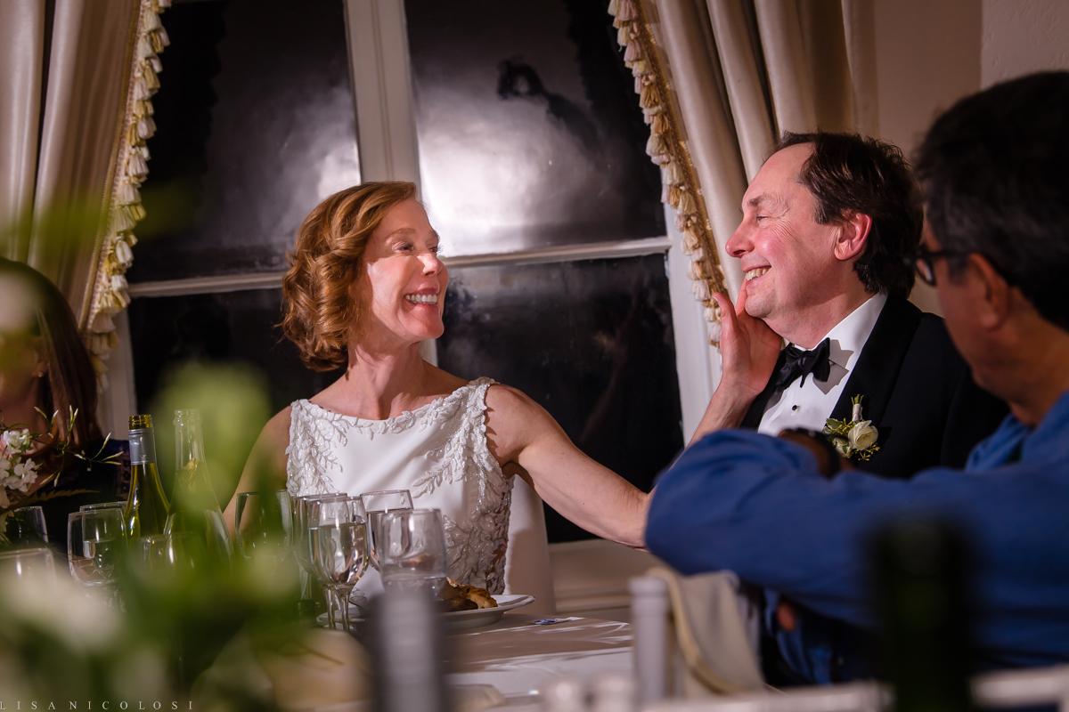 Brecknock Hall wedding - Wedding reception