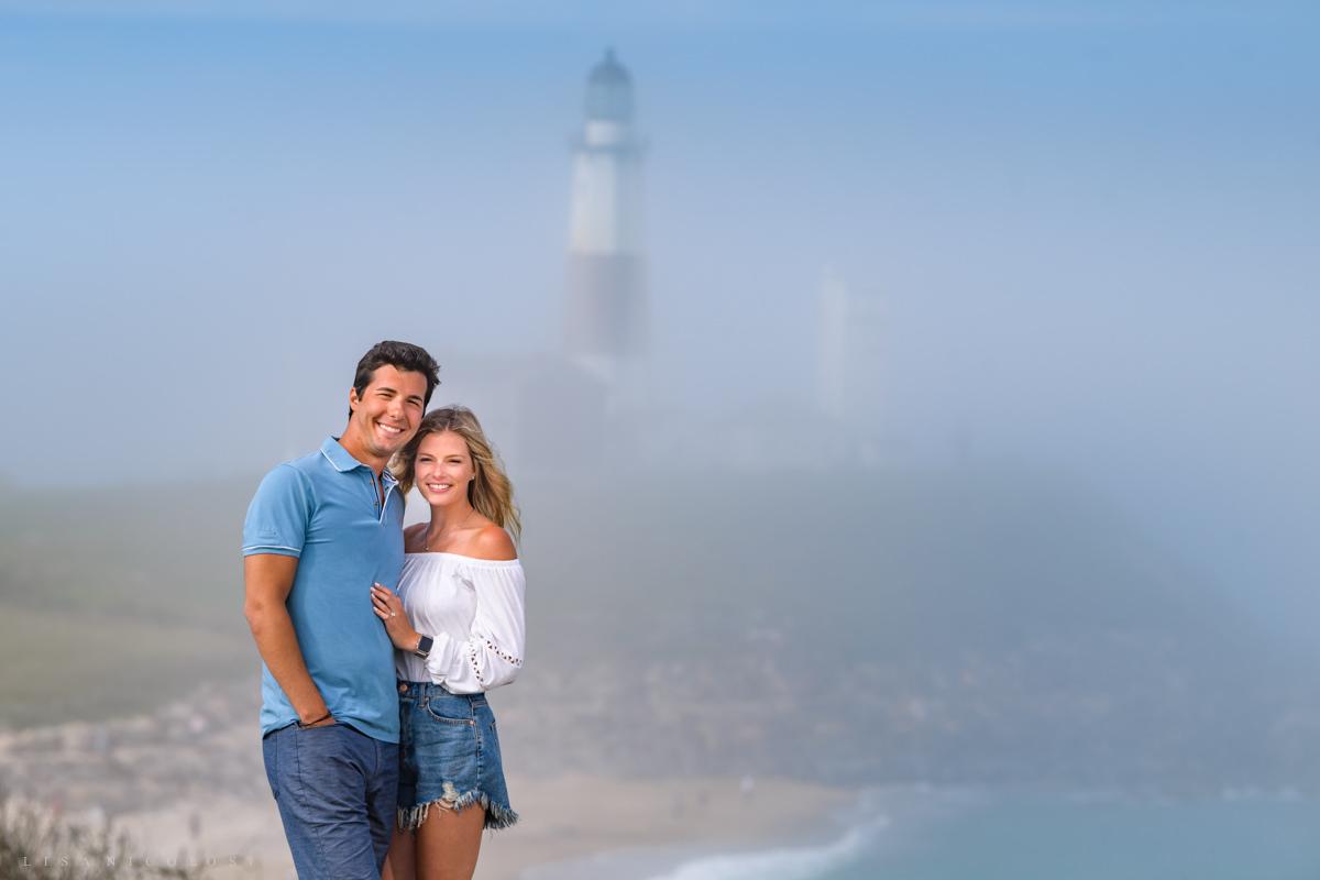 Montauk Lighthouse Proposal Photographer _ Engagement Photography