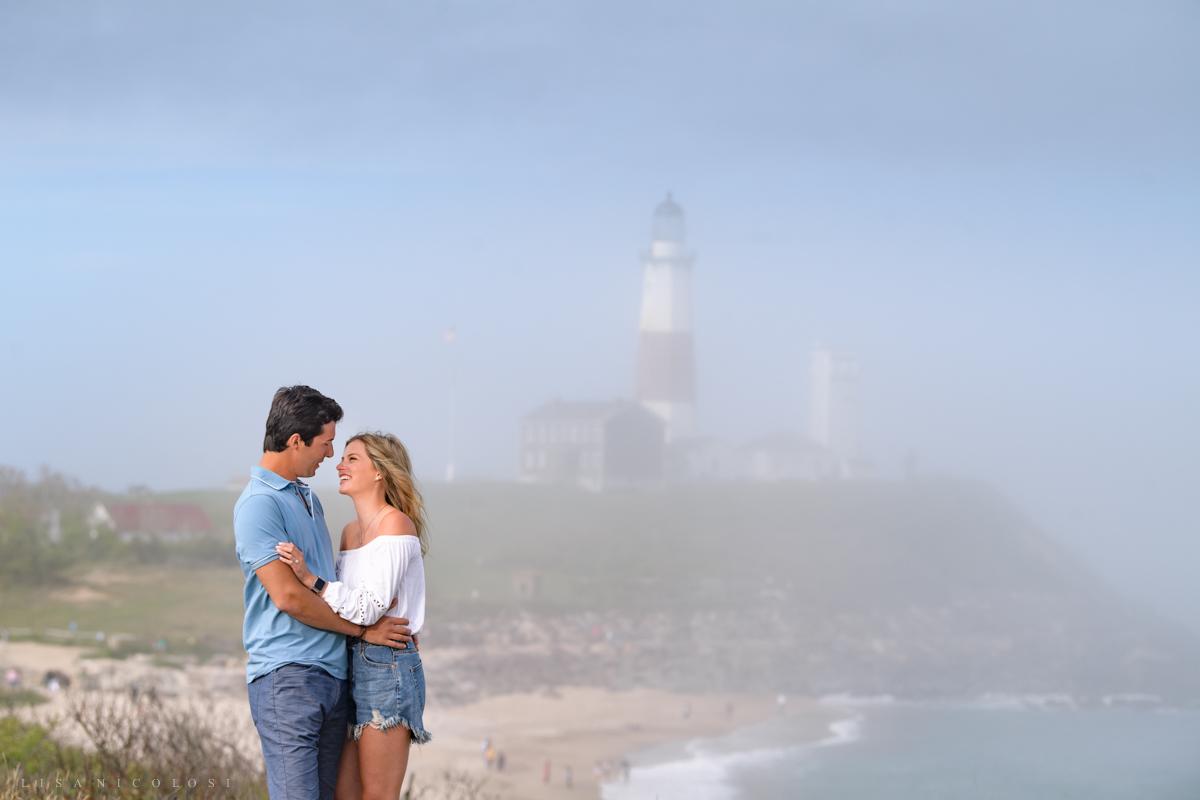 Hamptons and Montauk wedding and proposal photographer