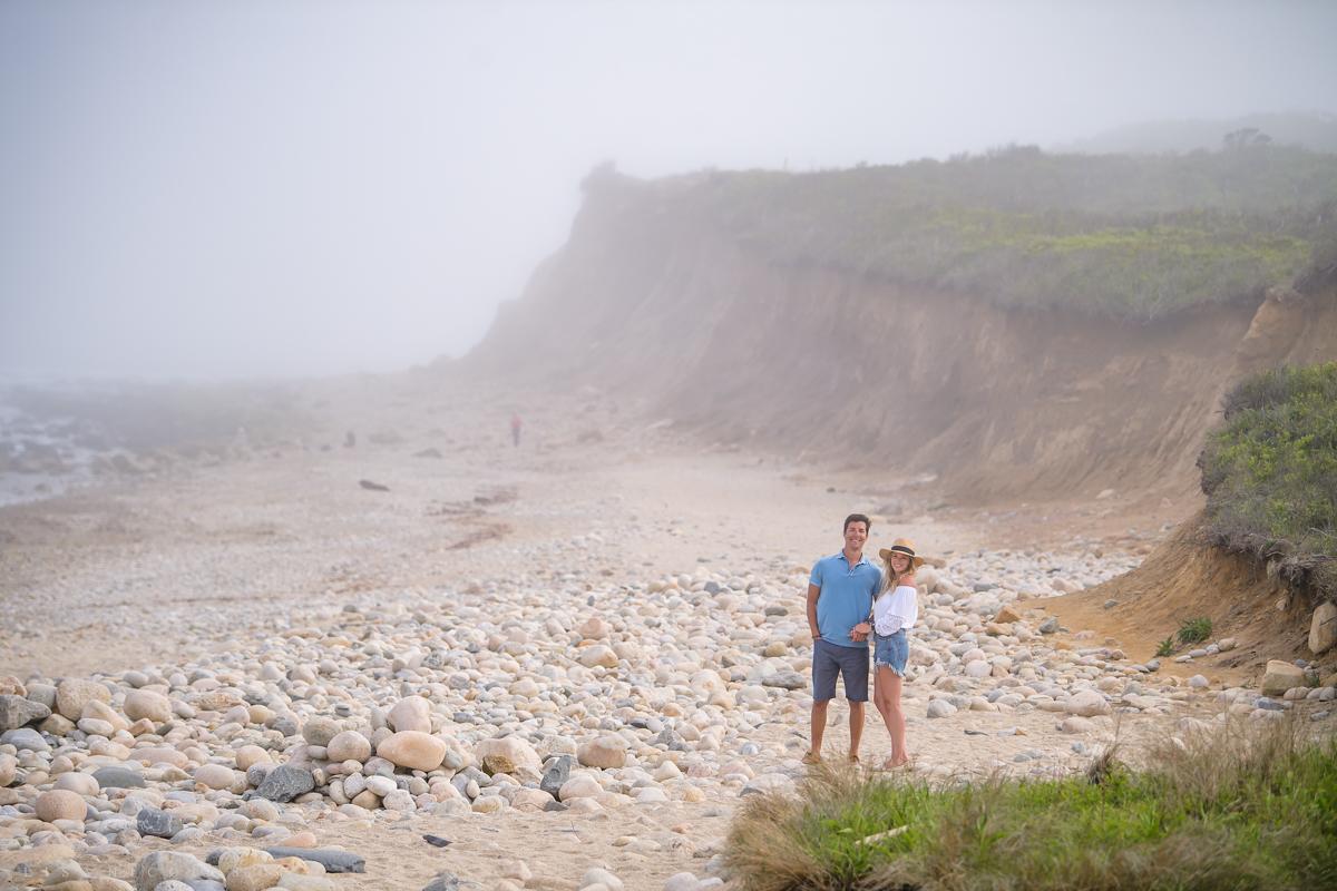 Montauk Proposal Engagement Photographer