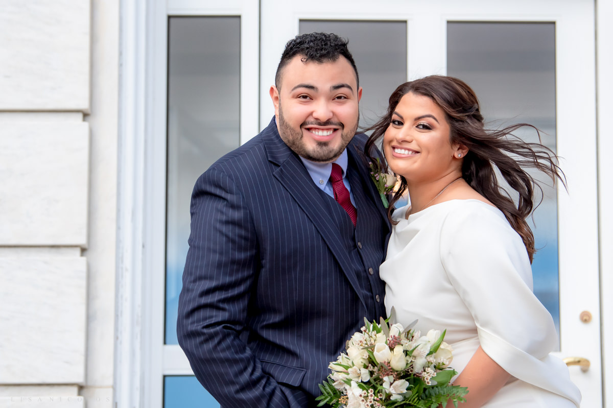 Long Island Courthouse Wedding at Town Hall