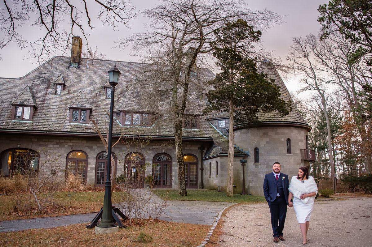 Town Hall Wedding - Photos at Scully Mansion